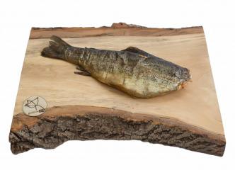 Pstruh dúhový filet s kožou údený