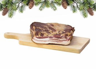 Gazdovská slanina 500 g