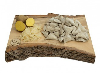 Tatarčené kapustové pirohy od Gazdov