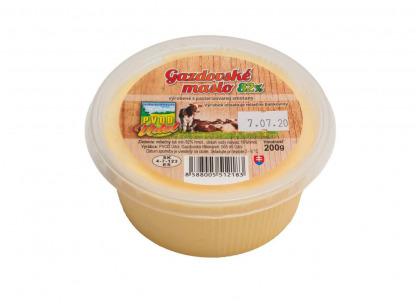 Domáce maslo z Údolu 200g