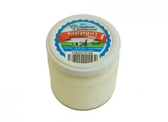 Kozí jogurt biely 150ml