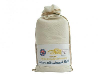 Špaldová múka celozrnná hladká 1kg