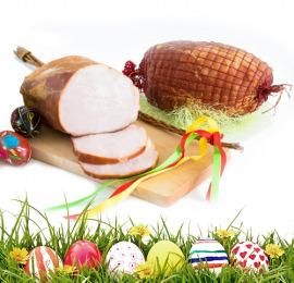 Veľkonočné mäso a údeniny
