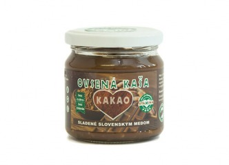 Ovsená kakaová kaša 160g
