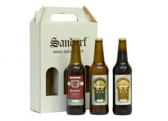 Darčekové balenie piva 3x500ml