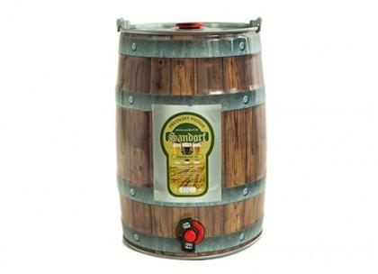 Pivo sandorf svetlý ležiak 11° 5l