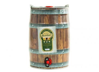 Pivo sandorf tmavý ležiak 12 ° 5 l