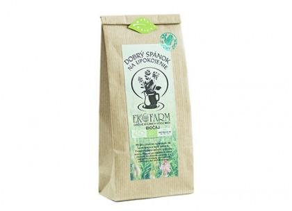 Čaj dobrý spánok - na upokojenie 50 g