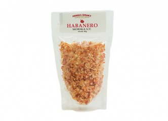 Čili soľ Habanero 80g
