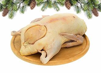 Vykŕmená kačica s drobkami a pečienkou 5kg - Topoľnica