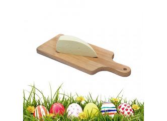 Jarný ovčí syr hrudkový čerstvý 250g