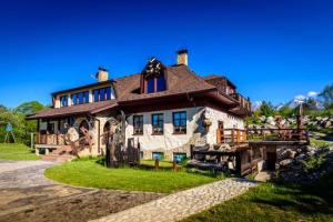 Gašperov Mlyn, malebné miesto pod Vysokými Tatrami
