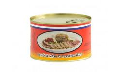 Bravčové mäso vo vlastnej šťave 410 g BIT STEK