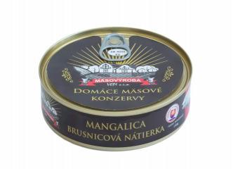 Mangalica brusnicová nátierka 190g