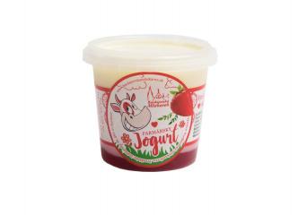 Farmársky jahodový jogurt 190g
