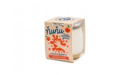 Ňuňu smotanový jogurt s jablkovým pyré 115 g