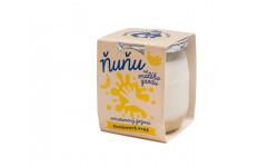 Ňuňu smotanový jogurt s banánovo-jablkovým pyré 115 g