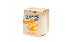 Tvarohovo - smotanový dezert vanilka od Malého gazdu 120 g