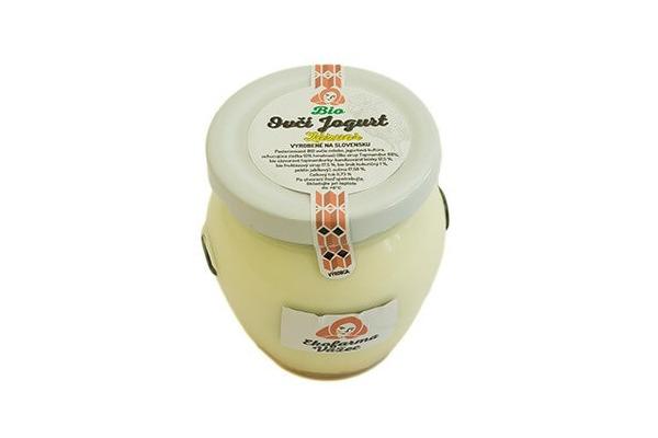 100% Ovčí zázvorový jogurt 180g