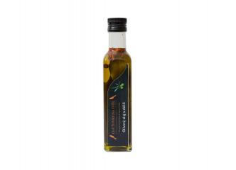 Olivový olej s chilli a bylinkami 0,25l