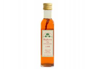 Repkový olej extra panenský s chilli 0,25l