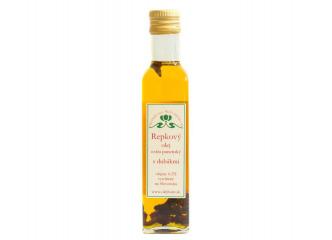 Repkový olej extra panenský s dubákmi 0,25l