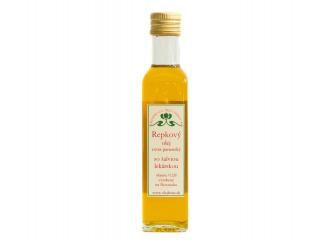 Repkový olej extra panenský so šalviou lekárskou 0,25l