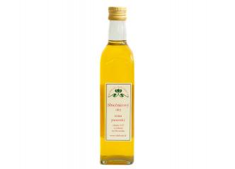 Slnečnicový olej extra panenský 0,5l
