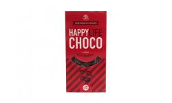 BIO Čokoláda 65% horká s višňami 70g