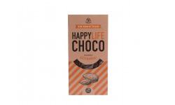 BIO Čokoláda 60% horká s mandľami 70g