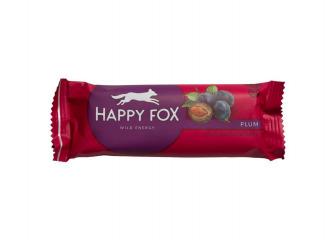 HAPPY FOX – Slivková tyčinka 50g