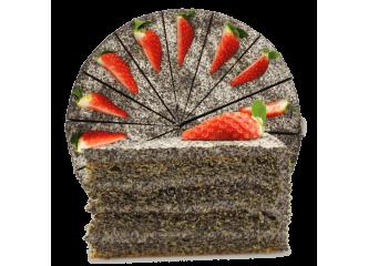 Maková torta extra 1820g