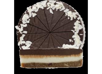 RAW torta s kokosom