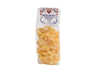 ZĽAVA Sedliacke zemiakové lupienky solené 100g