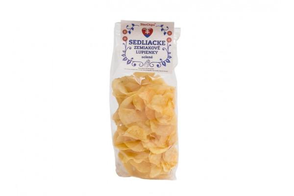 Sedliacke zemiakové lupienky solené 100g