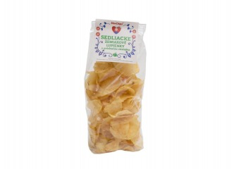 Sedliacke zemiakové lupienky cesnakové 100g