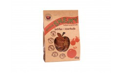Ovocné snejky jablko - marhuľa 45g