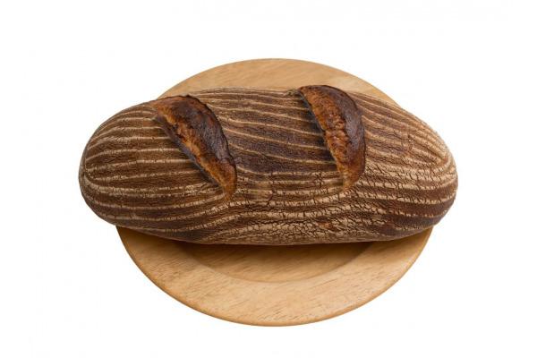 Kvaskový pšenično-ražný chlieb 900g