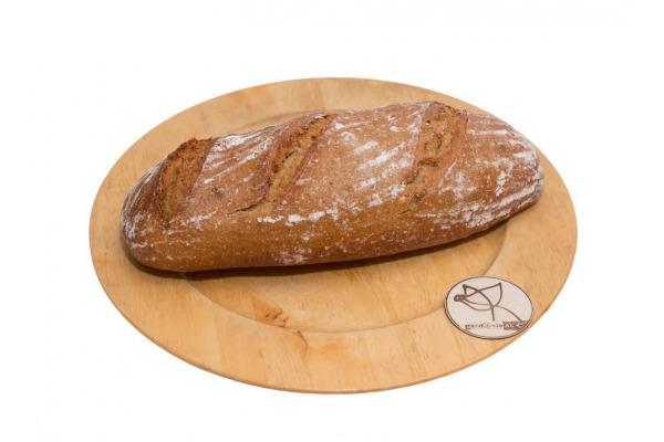 Kvaskový pšenično-ražný chlieb 500g