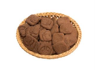 Pohánkové maslové sušienky s kokosom a kakaom 500g