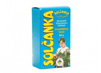 Solčanka s kuchynskou soľou 250g