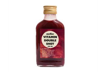 Mellos doubleshot vitamin 100ml