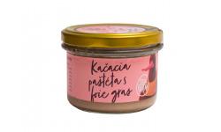 Kačacia paštéta foie gras 150 g TOP-Farm