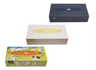 Kozmetické utierky Universal Box 100ks