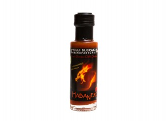 Chilli omáčka Habanero 100ml