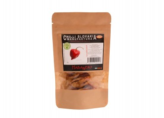 Sušené celé chilli - Habanero 5g