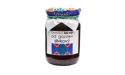 Slivkový lekvár 210g - od Gazdov