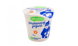 Jednoducho smotanový jogurt biely 140g
