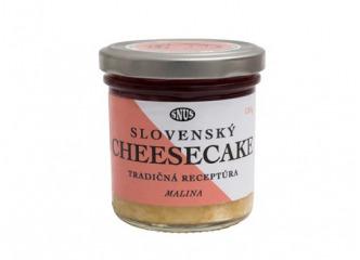 Slovenský cheesecake malina 120g