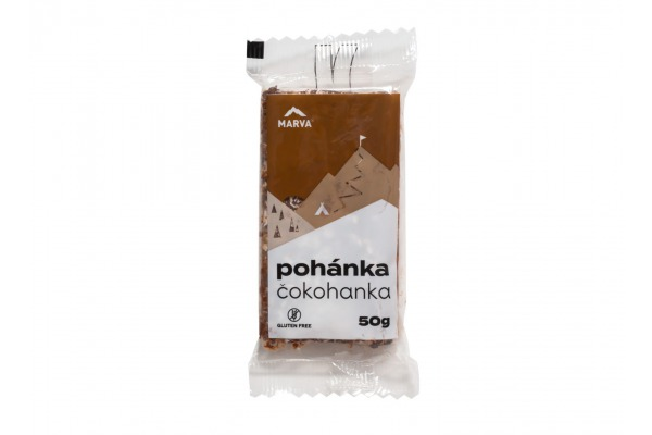 Tyčinka Pohánka Čokohanka 50g
